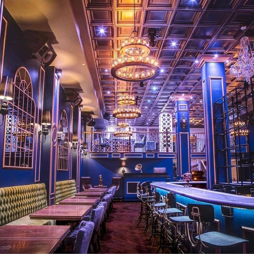 Cafes bars from the literary world worldation