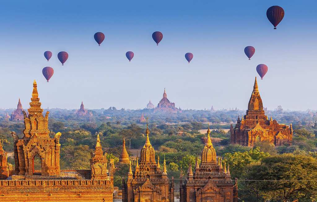 Myanmar-landscapes