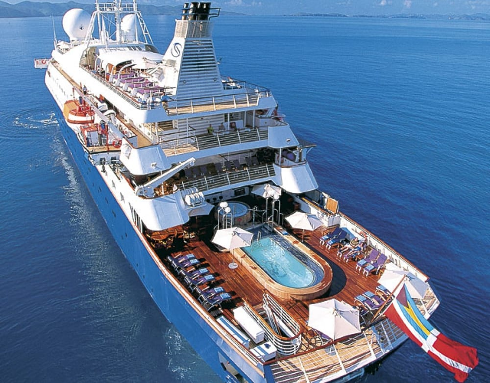 Most Luxurious Cruise Ships In The World  Worldation