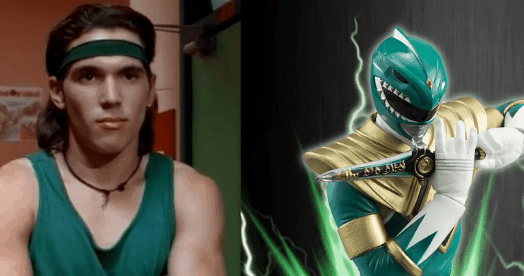 The Puzzling Fates Of The Power Rangers: Where Are They ...  Tommy