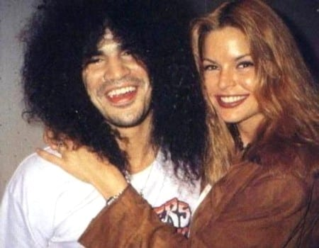 blonde actress married to rockstar