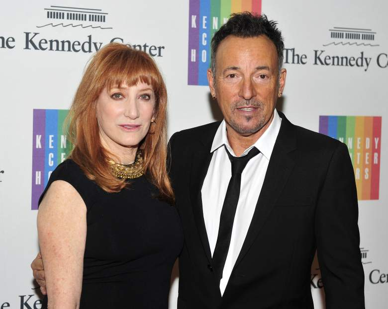 The rock star wives then now worldation for Who has bruce springsteen been married to