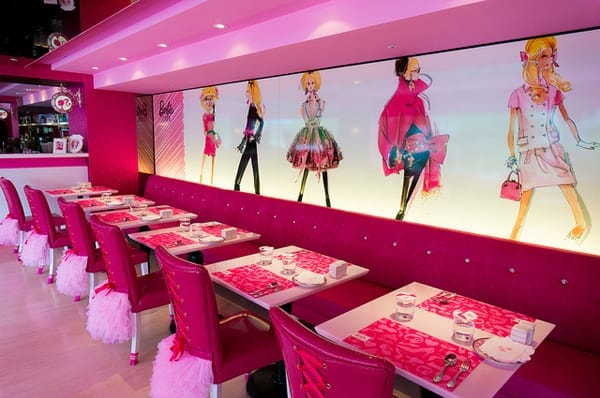 the most wildly themed restaurants around the world | worldation