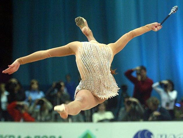 proxy - headless gymnast - Photos Unlimited