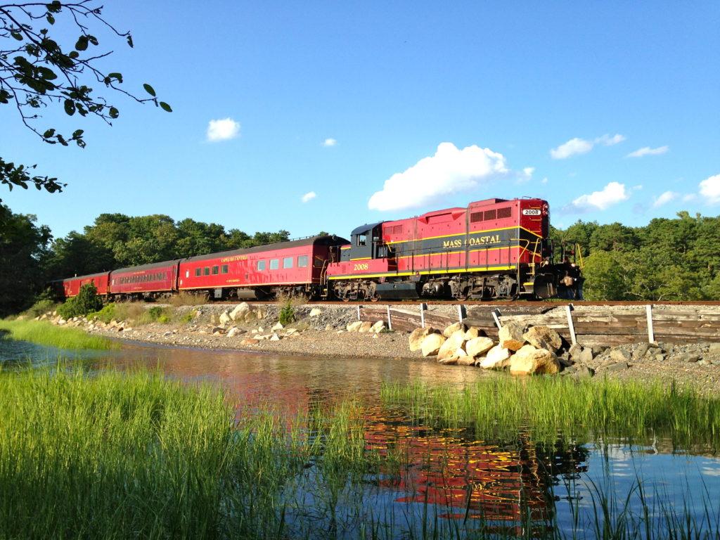 The Most Scenic Train Rides In America Worldation
