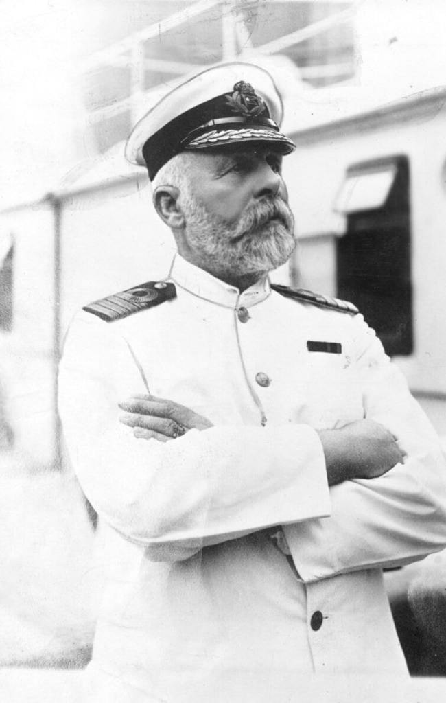 Was Captain Smith responsible for the sinking of the 'RMS ...