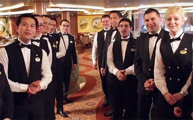gay cruise ship employees