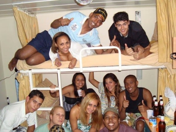 Of The Most Interesting Cruise Ship Workers Secrets Worldation - How many crew members on a cruise ship