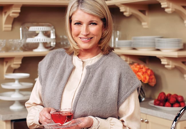Celebrity net worth martha stewart