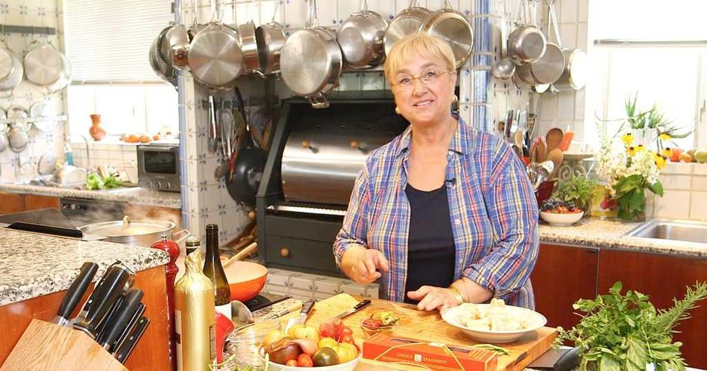 Celebrity chef vegetarian cookbooks