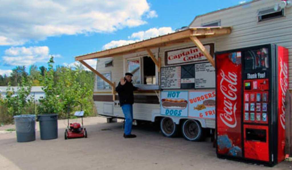 Best roadside food stalls in America   Worldation