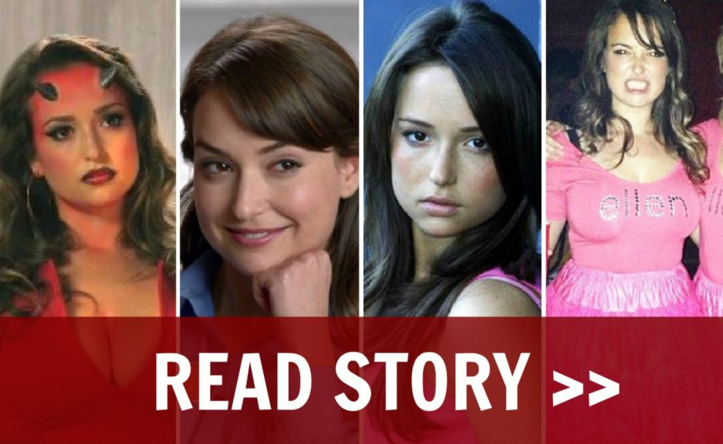 who is lily from at t also known as milana vayntrub specnaz ural