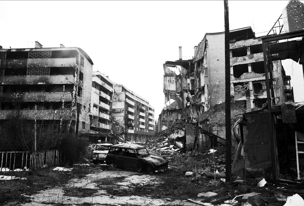an analysis of sarajevo steps up to a carriage and firing pistols This documented discussion will address and include analysis a young man in sarajevo steps up to a carriage and fires one word can sum it up, terrorism.