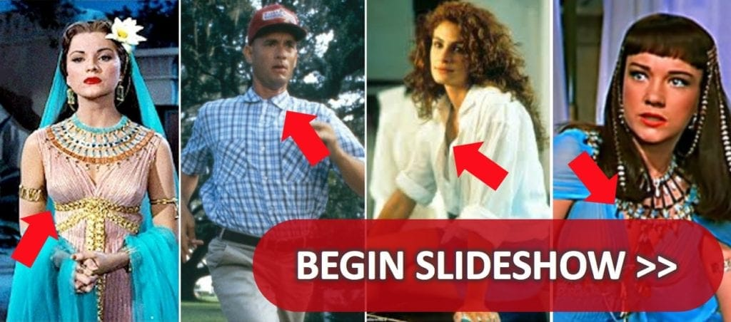 Inconceivable costume mistakes in films | Worldation