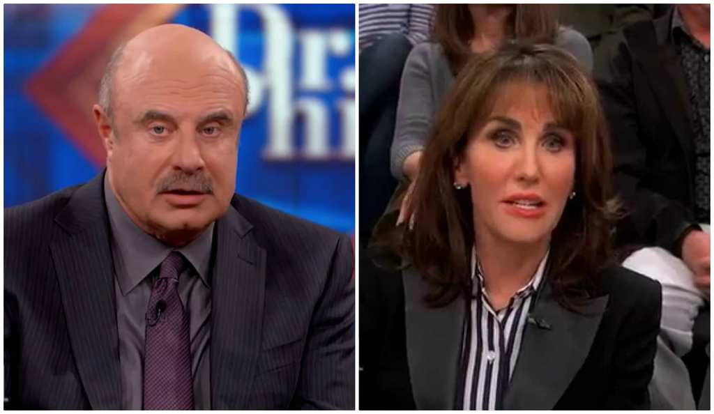 After 40 Years Dr Phils Wife Gets A Big Surprise On His Show