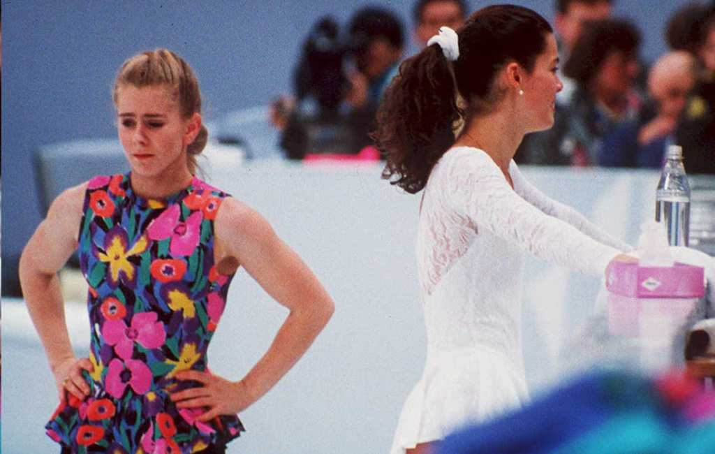 Nancy kerrigan attack