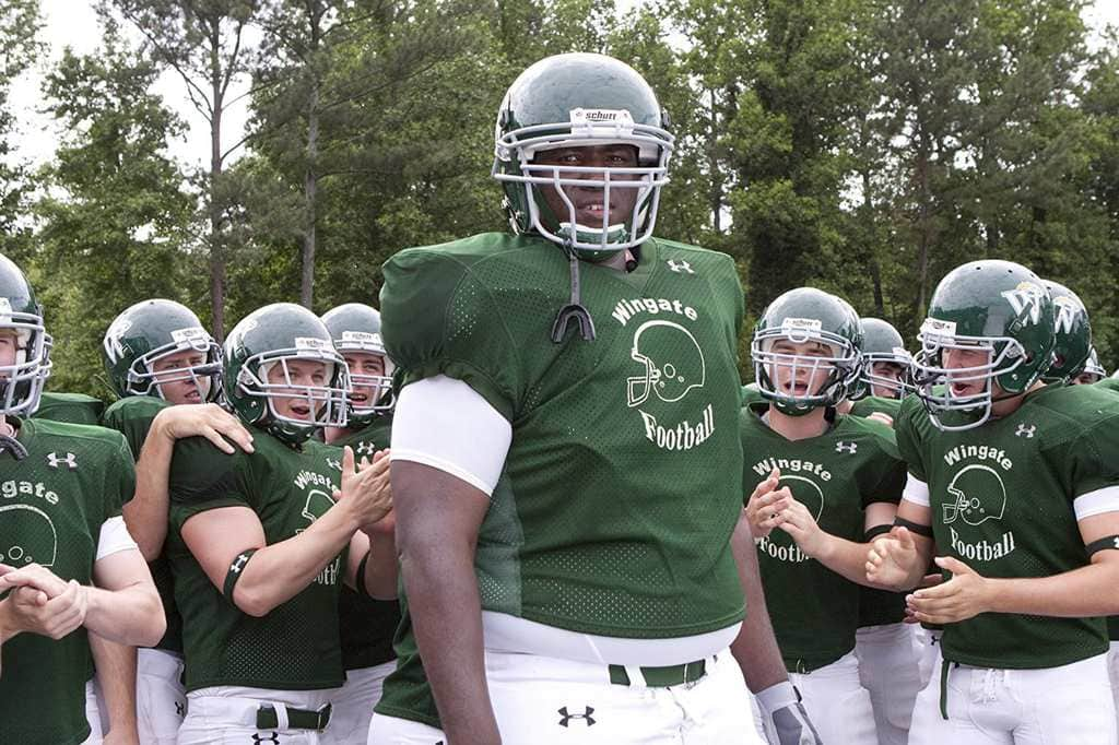 The real facts from behind the scenes of The Blind Side | Worldation