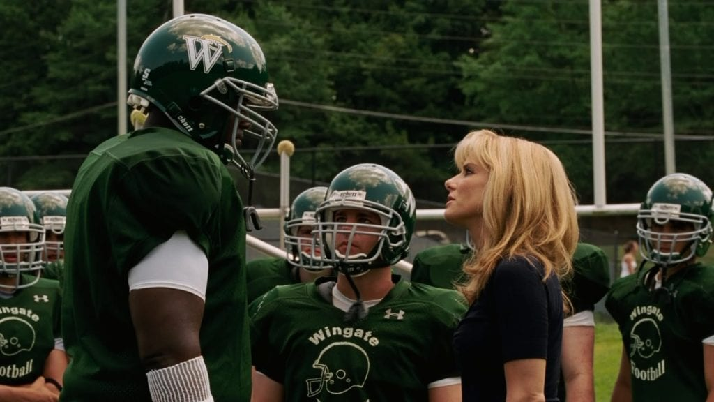 the blind side themes essay