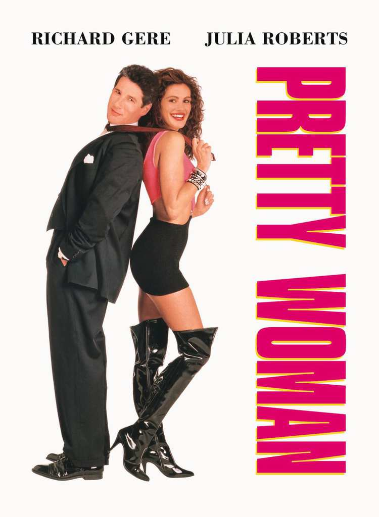 The real ending of the movie Pretty Woman with Julia Roberts is shocking