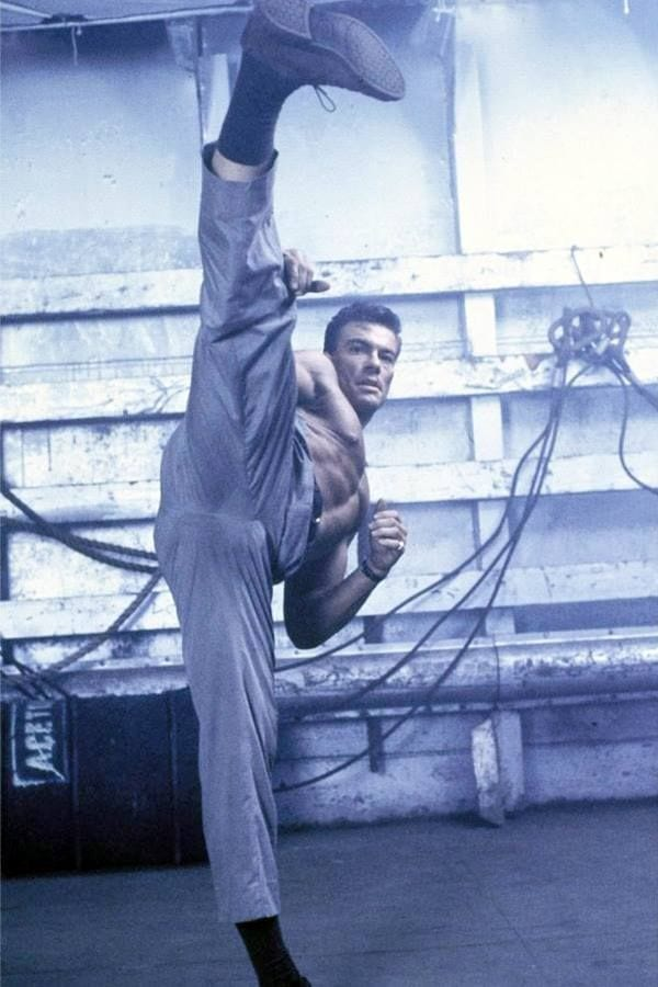 The muscles from brussels the story of jean claude van damme full contact karate mozeypictures Gallery