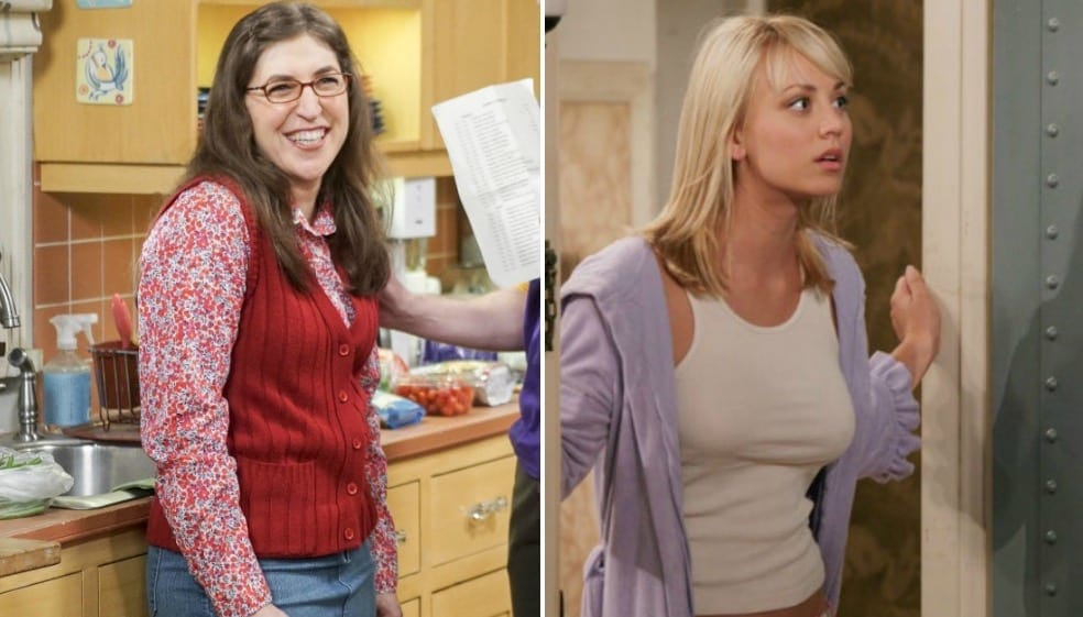 The Cast Of The Big Bang Theory In Real Life Worldation