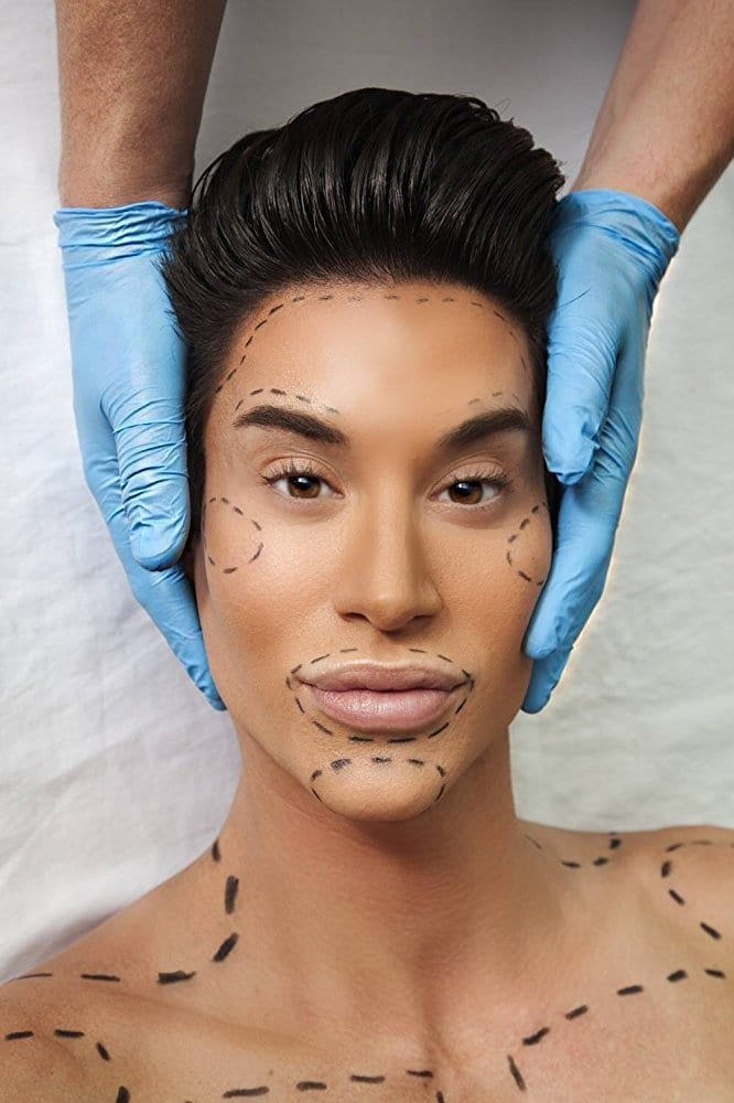 Celebrity addicted to plastic surgery