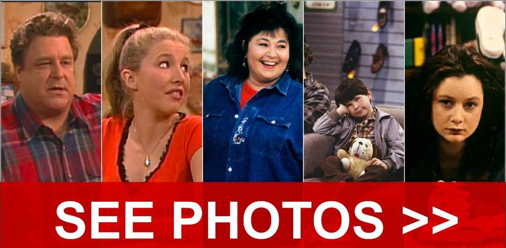 The cast of Roseanne - where are they now? | Worldation