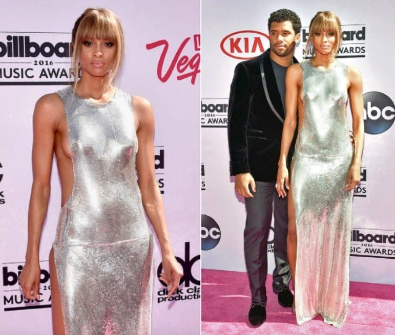 Celebrity most revealing outfits worn