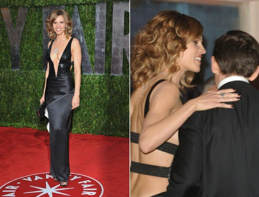 Most revealing celebrity dresses