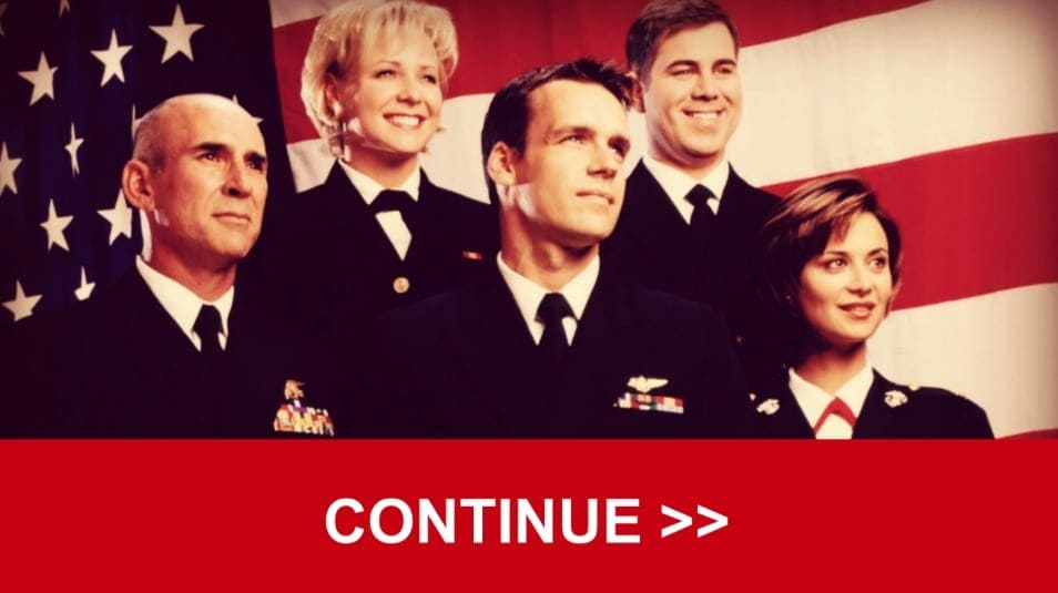 The Cast Of Jag 23 Years Later Worldation