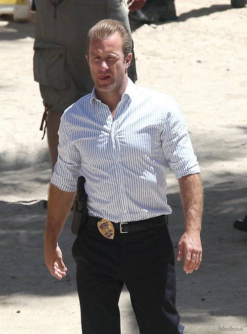 why isnt danny on hawaii five o