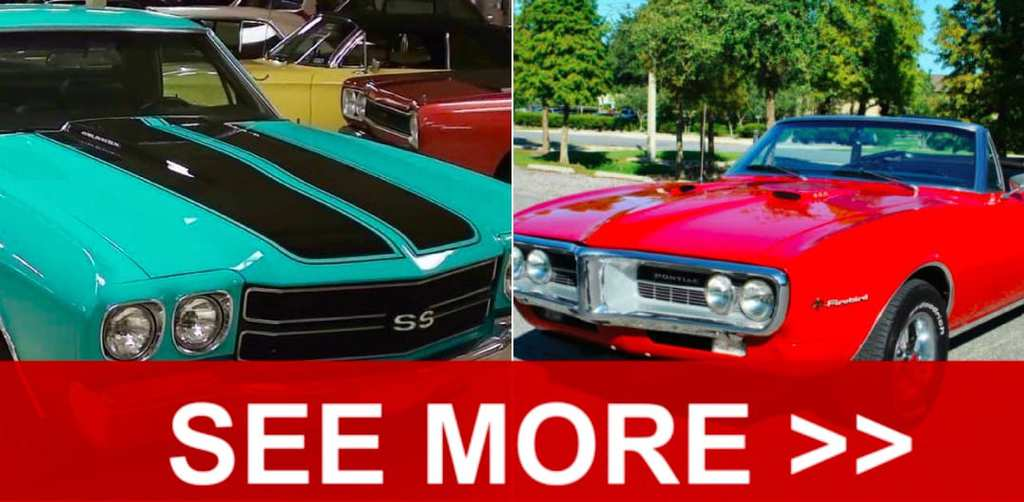 Our 20 favorite American muscle cars | Worldation