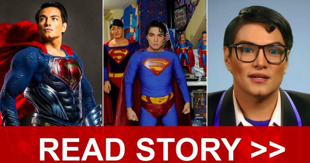 Superfan has 23 plastic surgeries to look like Superman | Worldation
