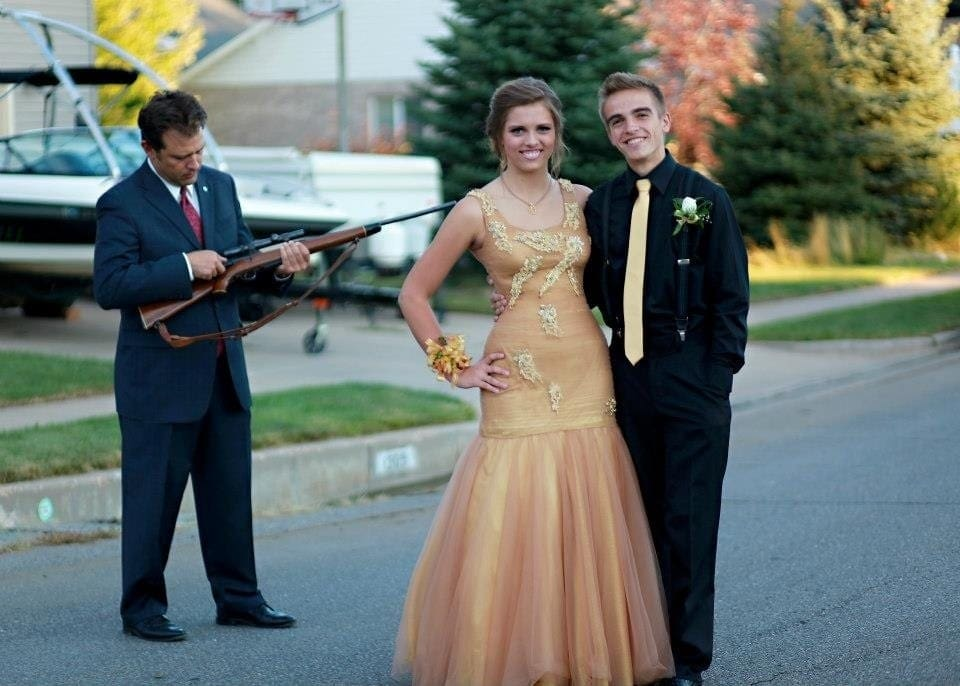 Bad celebrity prom pictures