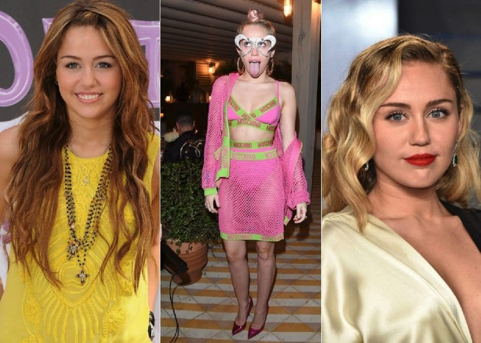 Celebrity most revealing outfits of celebrities