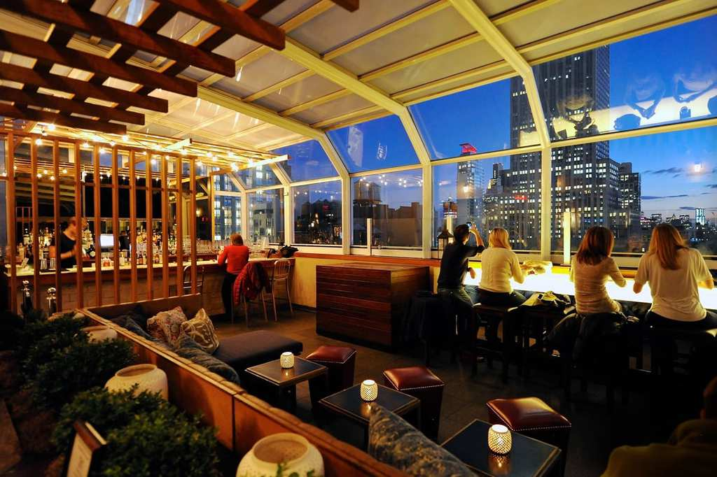32 of the World's Coolest Rooftop Bars | Worldation