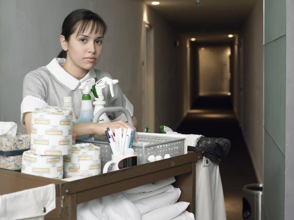 Magnificent idea maid milk nude
