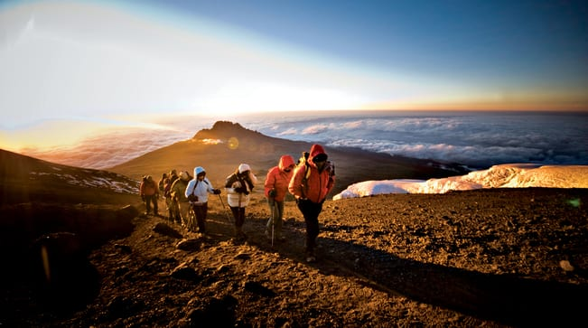 The World's 5 Best Treks