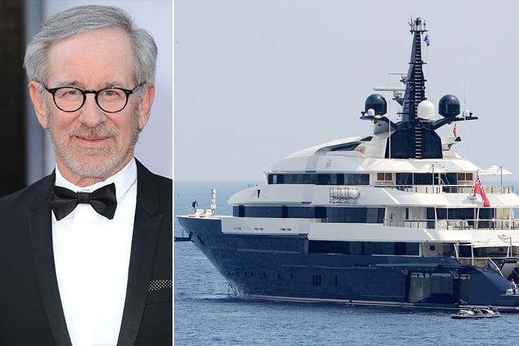The fancy yachts and jets owned by celebrities | Worldation
