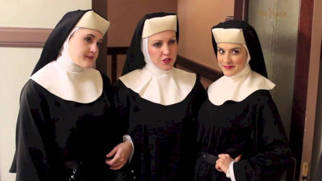 Good looking nuns