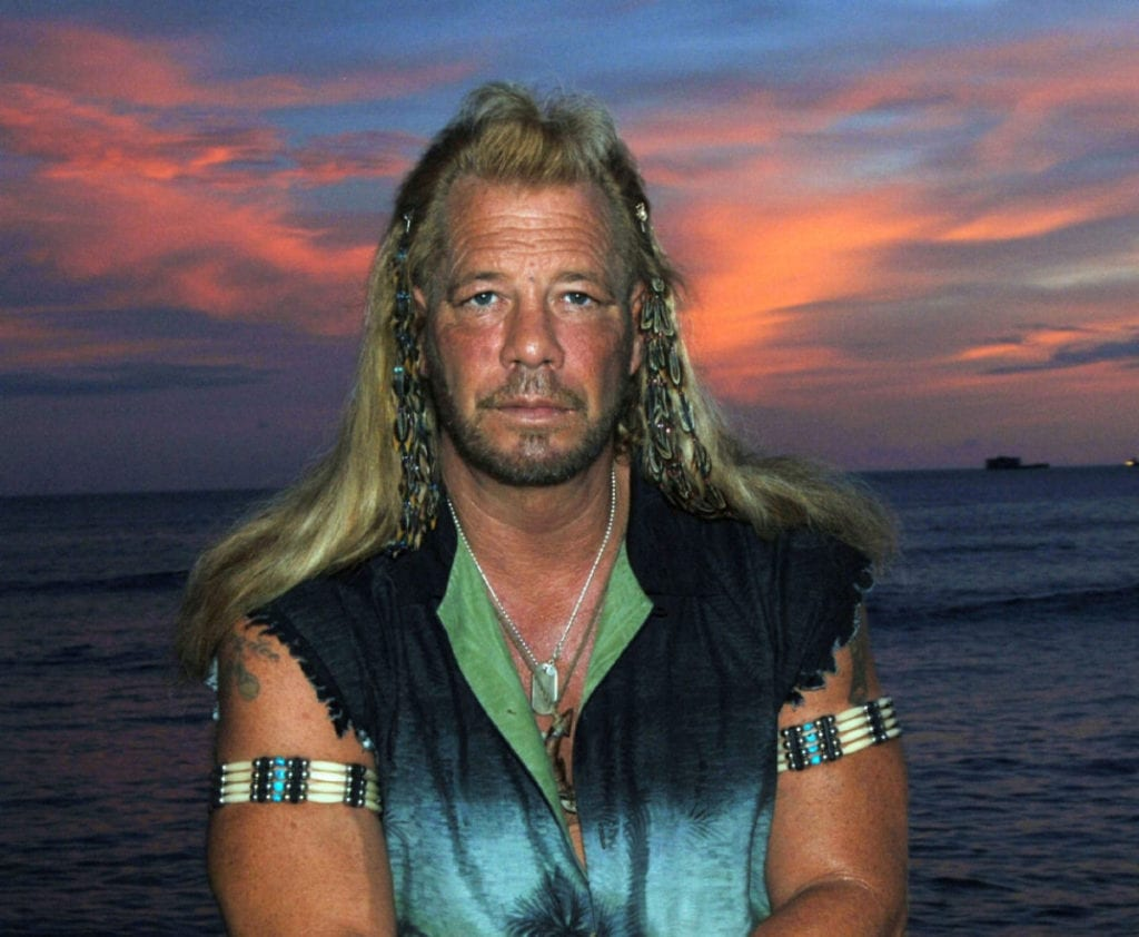 The controversial life story of Dog the Bounty Hunter