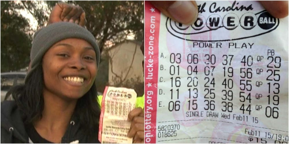Struggling mom wins $188 million in the lottery only to be