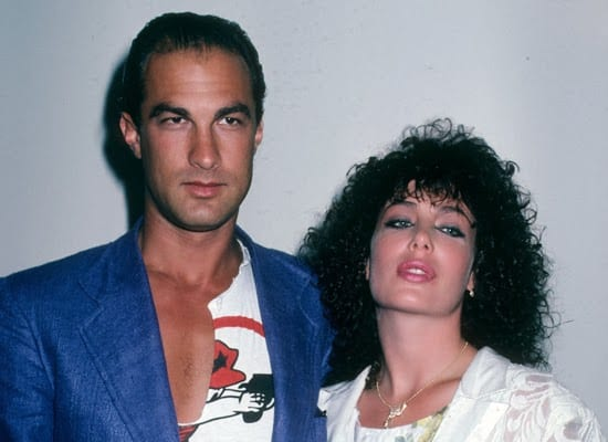 The romantic life of kelly lebrock is finally out worldation - Dominic seagal ...
