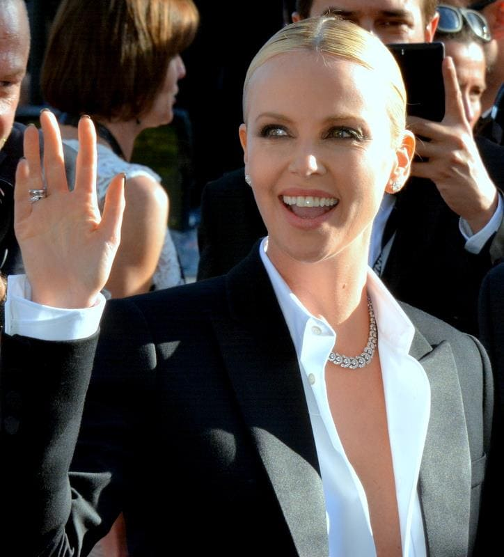 charlize theron f8