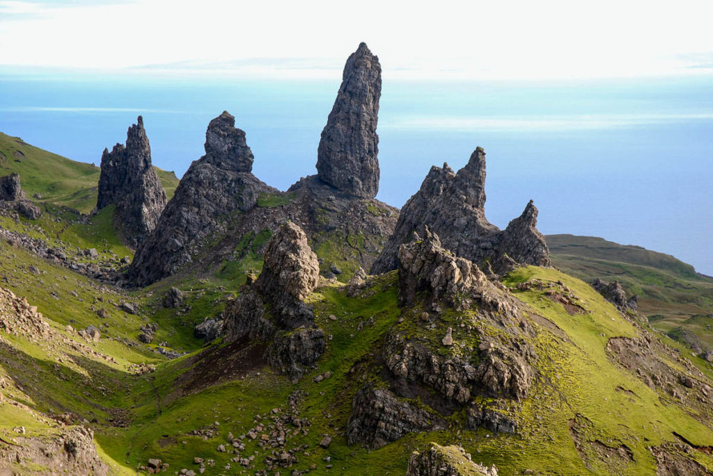 These places in Scotland look like they came from
