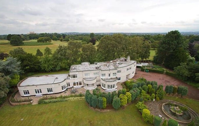 These $61 million lottery winners' dream home is not exactly what