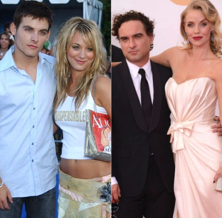 The Real Life Relationships Of The Big Bang Theory Cast Worldation