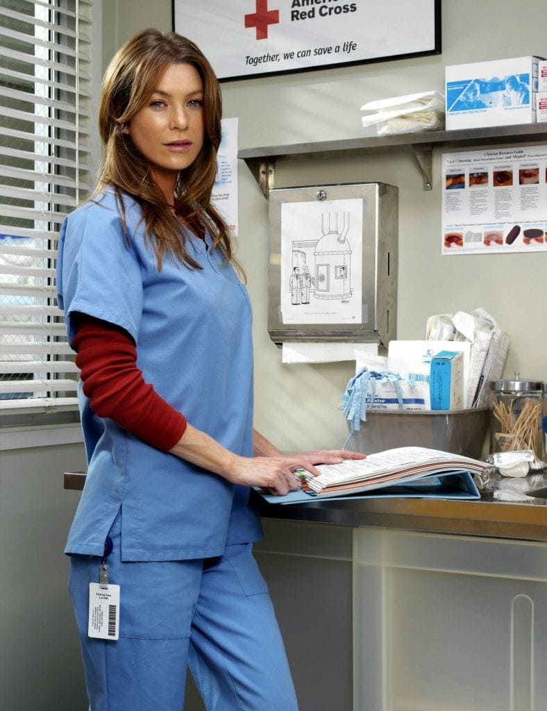 e681e52e0d5 The cast of Grey's Anatomy- in real life | Worldation