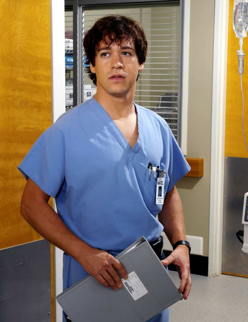 GreyS Anatomy George