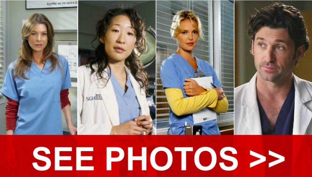 List of Grey s Anatomy cast members